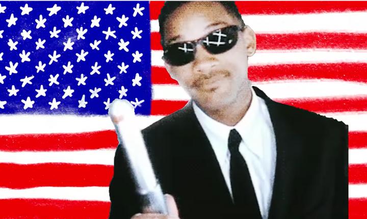 Vojko V i Z++ Obama Youtube printscreen