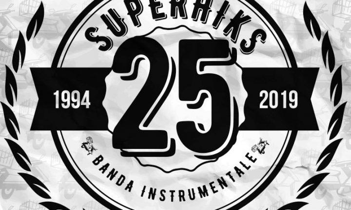 Superhiks Facebook logo